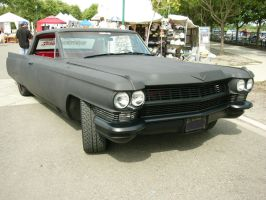 1964 Stealth Cadillac by RoadTripDog