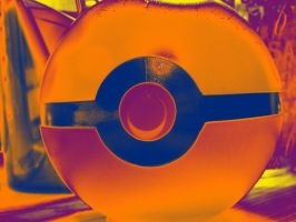 PokeBall Abstraction 2 by GriffinBoots