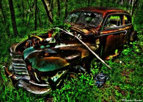 Left To Rust by Stone1980