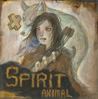 Spirit Animal by miorats