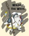 Waldalf The White by Philbrush