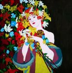 My love Mucha by godgott
