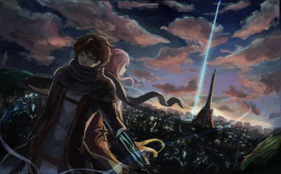 Guilty Crown - Void's Light by JamesExcalibur