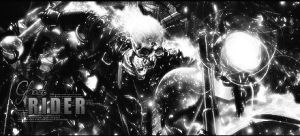 Ghost rider by AmorDeRey