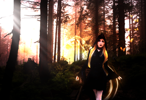 Witch in the Woods (Manip Fun 1) by Mishranna