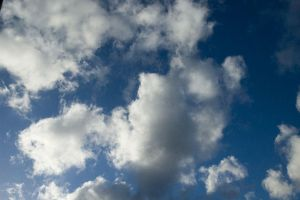 clouds n sky by RCrilly