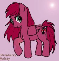 Strawberry Melody Redesigned by Hagane85
