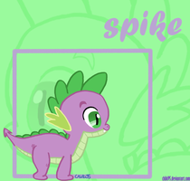 MLP: spike by chibi95
