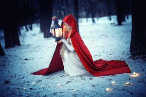 Red Riding Hood by AmaranthPhotos