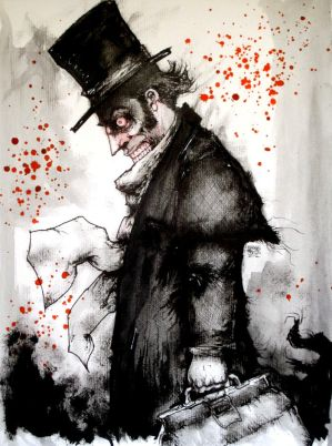 Jack the Ripper by Fingideon