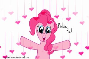 Pinkie Pie! by MelanieBrown