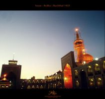 Imam redha Holy Shrine (a.s) _ 1 by Bani-Hashim