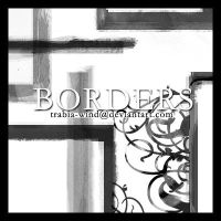 ps brushes - borders by trabia-wind