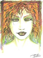 Marker : Poison Ivy by KidNotorious