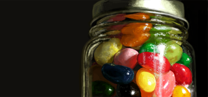 Jellybean Study by Grimstitch