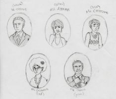 CLUE Profiles by SoloSnail