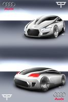 Audi Concept for the Future by TCP-Design