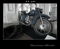 motocycle 1 IJ56 by comarnicianu