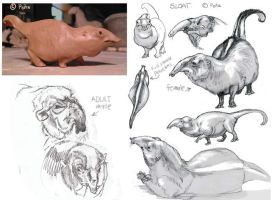 Sloat Concept Sketches by Reptangle