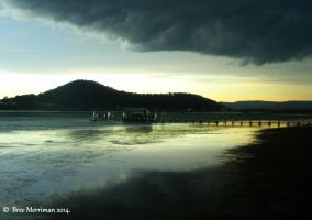 Storm Moving In II by BreeSpawn