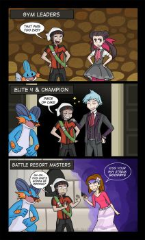 PKMN Battle Difficulties by Gabasonian