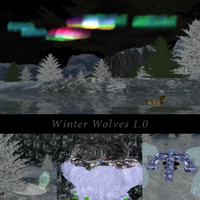 Winter Wolves 1.0 by featherofchange