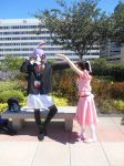 [Touhou Reisen Cosplay] Who's The Prankster Now? by Naudae