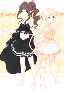 Briar and Bramble by Sutatsuki