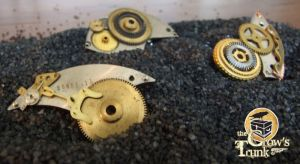 Lapel Pins and Tie Tacks by lilvoodoo