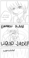 Grand Chase - How Thoughtful... I think by NatsumeHirai