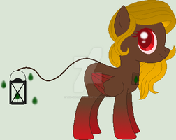Flame-Light Pony custom by The-Sheamus-MLP