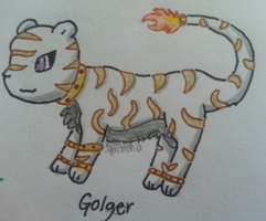 004- Golger by Lady-Ragamuffin