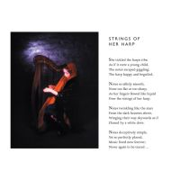 Strings Of Her Harp -by Cornish Poet Clive Blake by CliveBlake