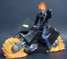Ghost Rider 1 by Jin-Saotome