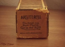 1920's Piano Roll - Photo III by RMS-OLYMPIC