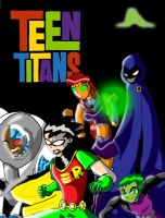 Teen Titans Go by Chill8ter