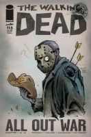 walking dead (jason cover) by poopbird