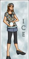 The Gifted - Ice by erin-hime