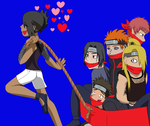 The Real Reason Azuu Joined Akatsuki... by LoveAnime321