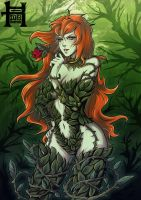 Bat-cute - Poison Ivy by Hedrick-CS