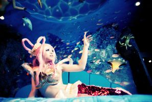 One Piece - Princess Shirahoshi by rolan666