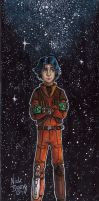 Ezra Bridger by Phraggle