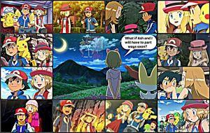 What if Ash and Serena will have to part ways? by TheKalosQueenSerena
