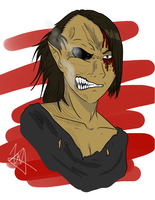 Shifters Series - Ymir by PurelyInfected