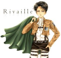 Rivaille by mayuuzu