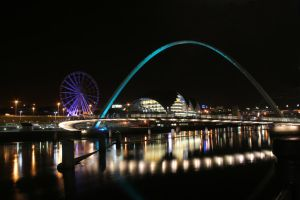 Newcastle Gateshead Quayside by GailJohnson