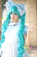 Hatsune Miku- Alice in Musicland by Lycorisa