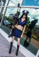 Officer Caitlyn 8 by Insane-Pencil