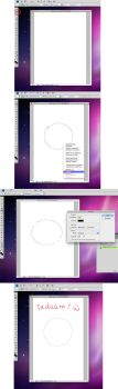 Draw circles with PS by Grenouille-fraise