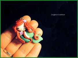 Ariel by zingaracreativa
